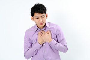 心臓,すい臓,疾患,心臓病,胸の痛み,違和感,鈍痛