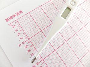排卵,ホルモン,基礎体温