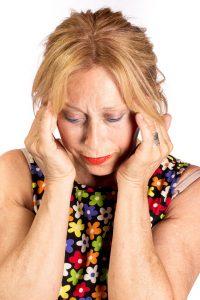 頭痛,前兆,体が締め付けられる