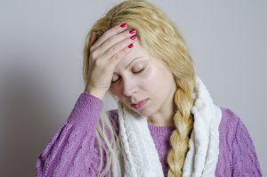 風邪,インフルエンザ,熱,咳,呂律,高熱