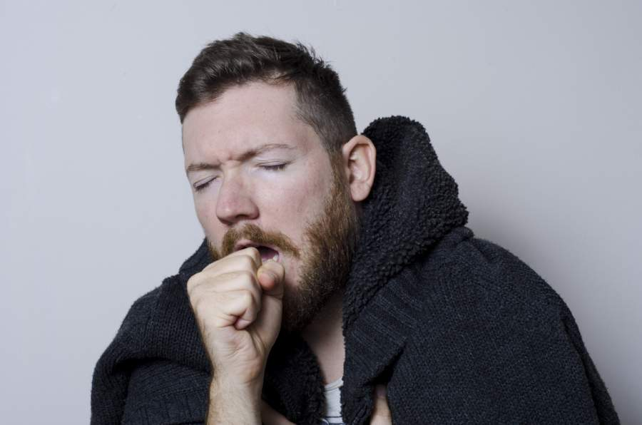 空咳とは?空咳が続く原因、病気は?止める方法も解説!