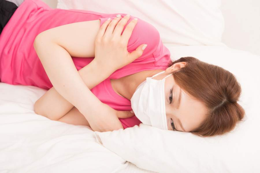 熱があるのに寒い、手足が冷たい原因は?対処法も解説!